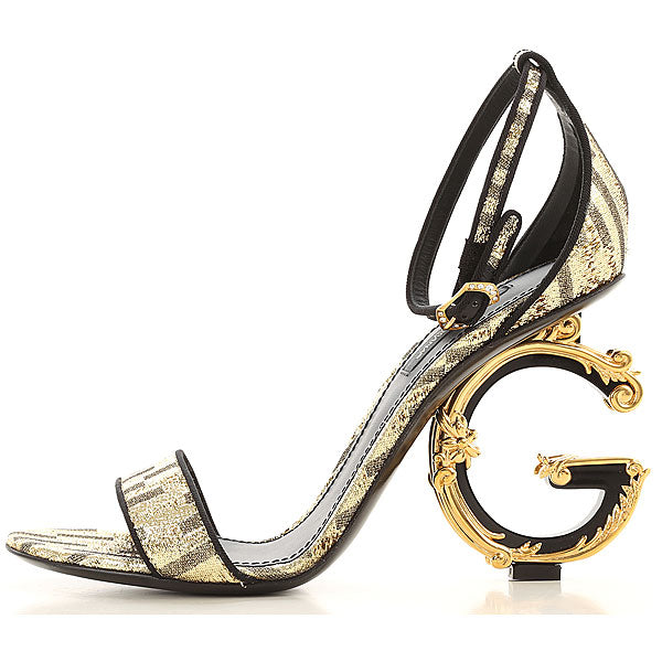 DOLCE & GABBANA Shoes for Women - NDESIGNERWEAR