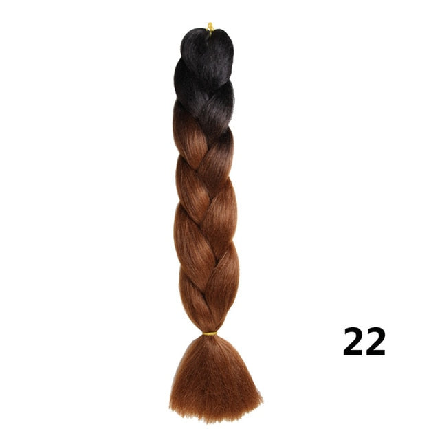Crochet Twists Braids Hair Extensions