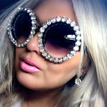 Luxury Rhinestones sunglasses