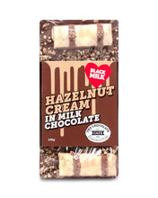 Load image into Gallery viewer, Milk Chocolate Hazelnut Cream Bar #4