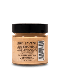 Hazelnut Cream