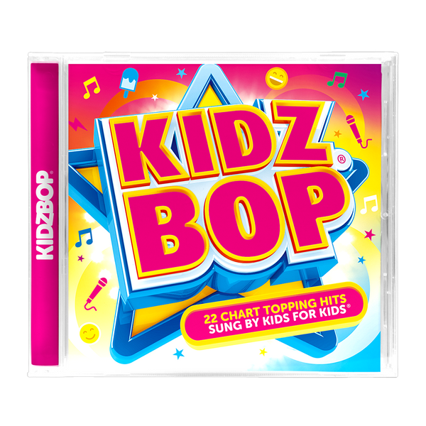 KIDZ BOP Self-Titled CD