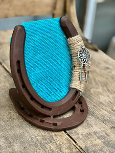 Horseshoe Earring Holder