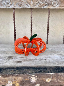 Small Horseshoe Pumpkin