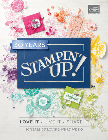 2018 Stampin'Up!® Catalog