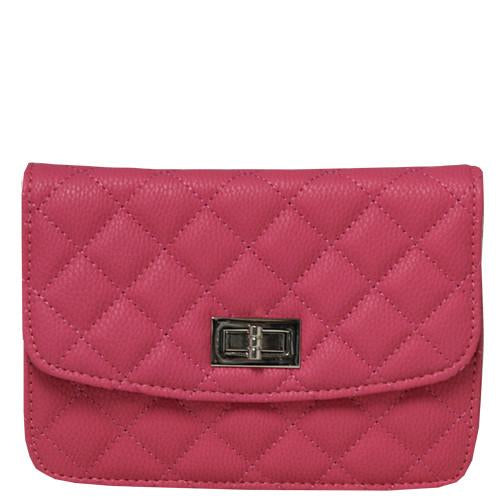 Cross Body Quilted Bag