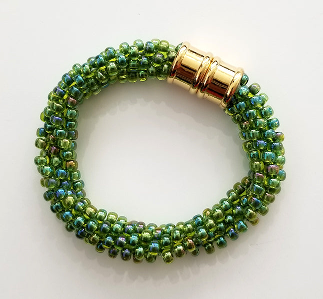 Lemon-Lime Beads