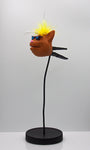 Cool Cat - A Clothespin Puppet