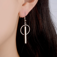Load image into Gallery viewer, Sterling Silver Linked Earrings