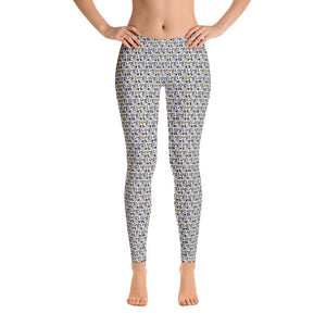 Heart of Gold Leggings