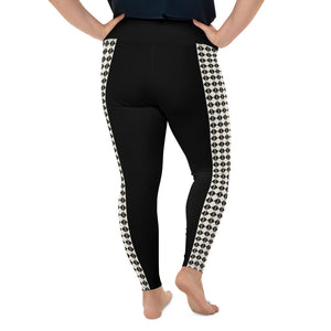 Prissy Paragon Leggings - Plus