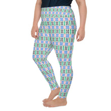 Load image into Gallery viewer, Pretty Girl Leggings - Plus