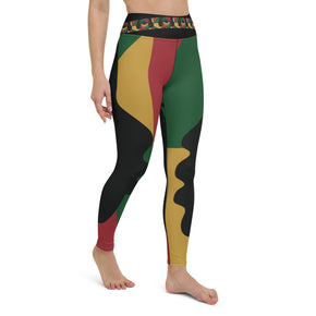 ONE LOVE Yoga Leggings