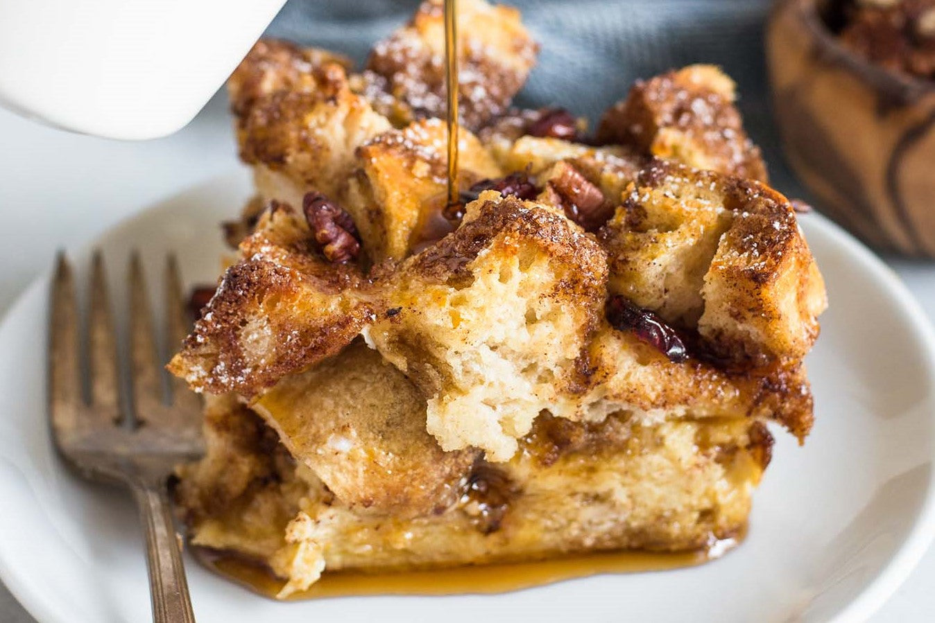 Heavenly French Toast Casserole Bake