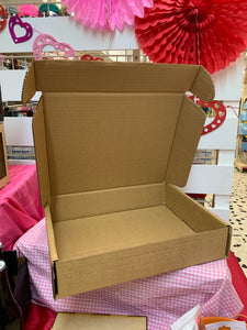 Caja lunch box 37x30x8