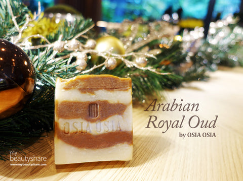 OSIA OSIA Arabian Royal Oud Soap
