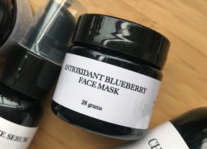 Green Tara Antioxidant Blueberry Face Mask (28g)