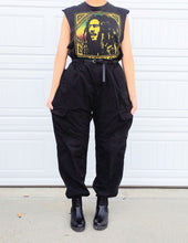 Load image into Gallery viewer, Black Oversized Boyfriend Workpants - 38x36
