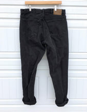 Load image into Gallery viewer, Black Calvin Klein Oversized Boyfriend Jeans - 36x32
