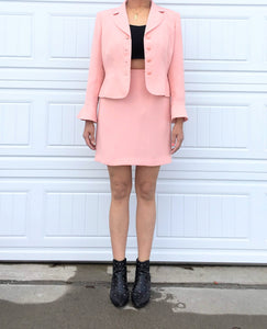 Powder Pink Power Suit - M/L