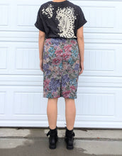 Load image into Gallery viewer, Floral Pencil Skirt - S/M