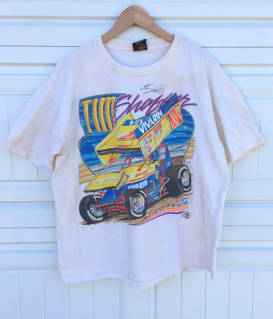 Sprint Racer Tee - XL