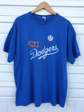 Load image into Gallery viewer, 1981 Dodgers Tee - XL