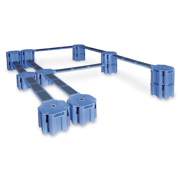 Obstacle Course Fitness Equipment #4