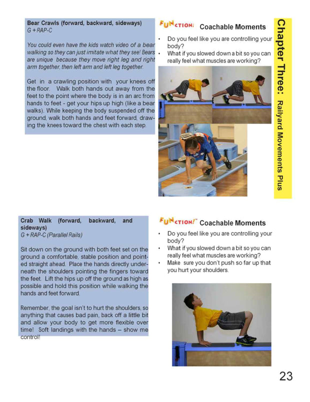 49 Exercises & Active-Play Youth Training Manual - Railyard Fitness