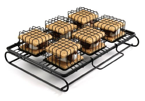 S'more to Love STL-611 Six-S'more Maker : Toaster Oven Cookware : Gateway