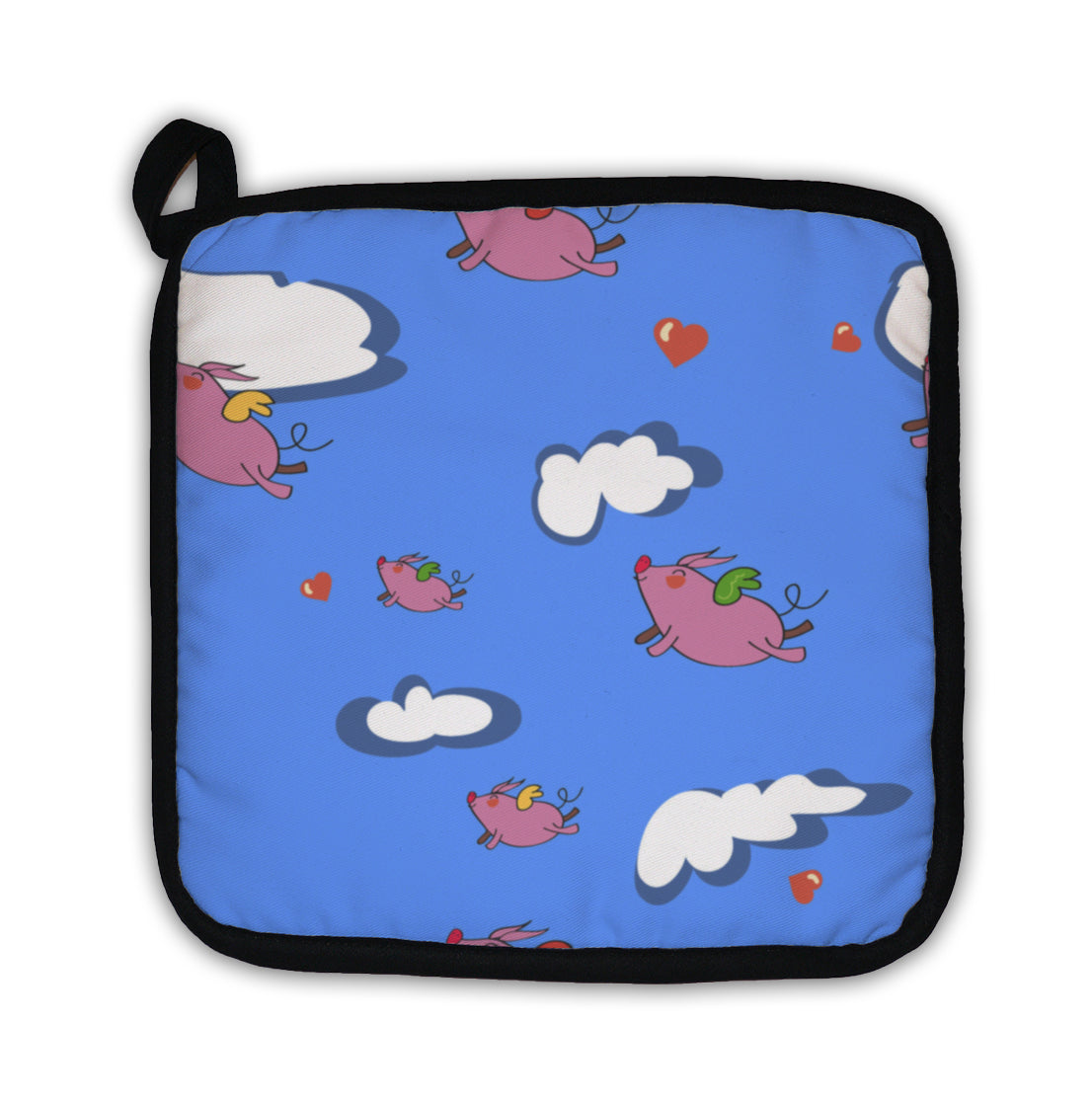 Potholder, Pig Pattern