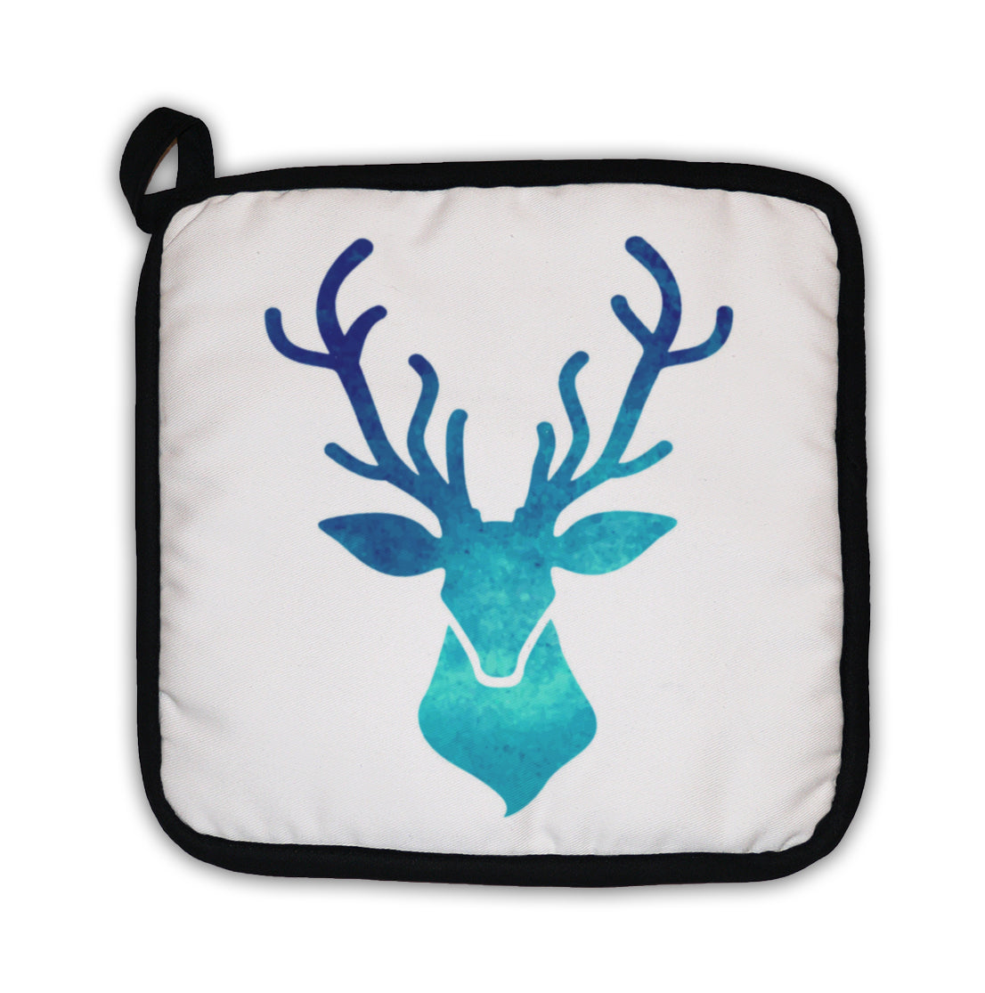 Potholder, Deer Head