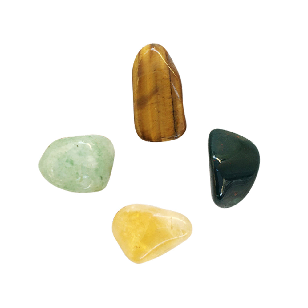 Abundance & Success * 4 Piece Stone Set *