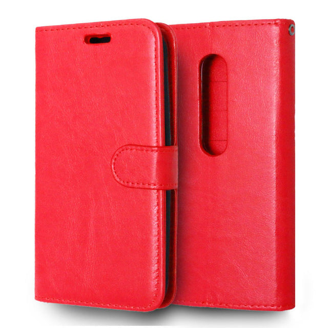 2016 Luxury Stand Wallet Flip PU Leather Case For Motorola Moto G3 Cell Phone Case Cover With Card Holder For Moto G 3rd Gen