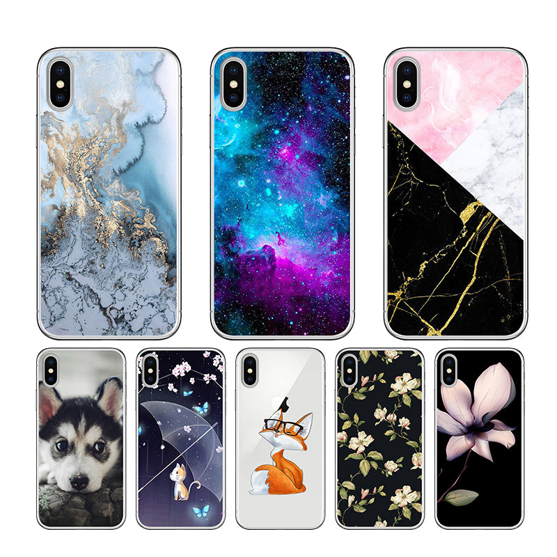 CaseRiver FOR Capa iPhone 5 5S SE 6 6S 7 8 Plus X Case Cover sFOR iPhone 7 Plus Case sFOR iPhone 6S Case sFOR iPhone 5S Case