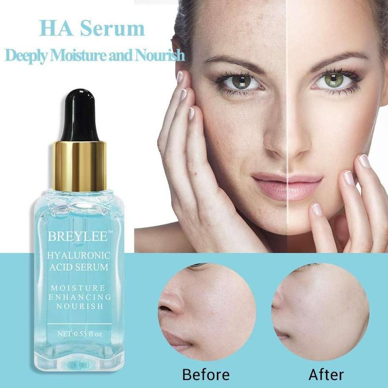 Hyaluronic Acid Essence Face 24k Gold Serum Skin Care Shrink Pores Anti Aging vitamin c Serum Intensive  Firming Anti Wrinkles