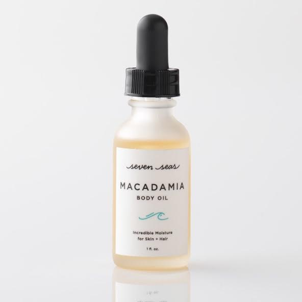 Macadamia Body Oil