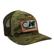 C.A. Richardson Trucker Hat - Camo
