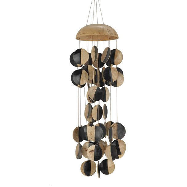 Coconut Shell Windchime