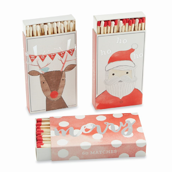 Whimsical Holiday Matches
