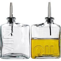 Oil & Vinegar Bottles Set