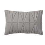 Quilted Chambray Pillow