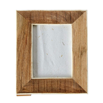 Mango Wood & MDF Photo Frame
