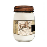 Zodiac Mason Jar 13oz Candle