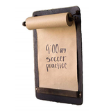 Note Roll w/ Wall Board