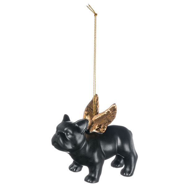 Dog w/ Wings Ornament