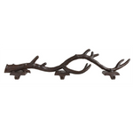 Cast Iron Branch Stocking Holder