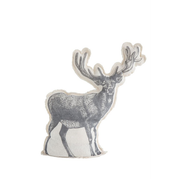Fabric Deer Doorstop