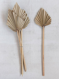 Spear Cut Dried Natural Palm Bunch