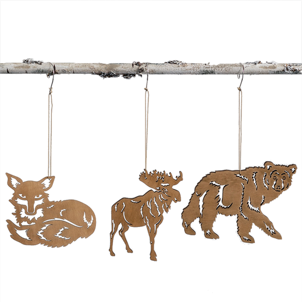 Animal Ornament